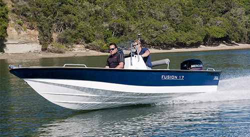 Fusion Power Boats - Fusion 17